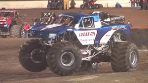 bigfoot monster truck schedule tmb tv monster trucks unlimited 7 7 wheatland mo 2016 youtube