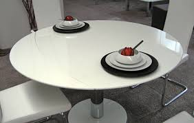 modern dining table for dining room furniture by matthias fischer