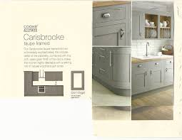 B Q Kitchen Design Service by New B U0026q Cooke U0026 Lewis Carisbrooke Taupe Framed Flat Packed Fitted