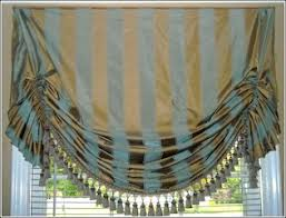 How To Make Swag Curtains Swag Window Treatments You Can Make