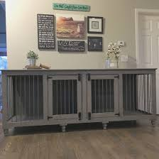friday favorites wood block floor and a beautiful dog kennel yes
