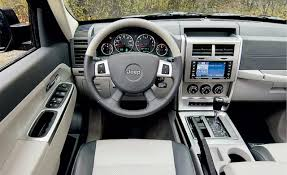 jeep liberty 2012 interior jeep liberty technical specifications and fuel economy