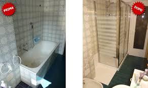 trasformare una doccia in vasca da bagno trasformazione vasca doccia e spazio per la lavatrice