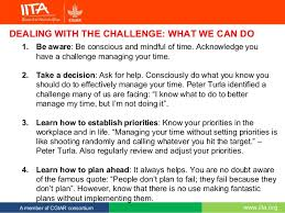 The Challenge How To Do It Dealing With Time Management Challenges