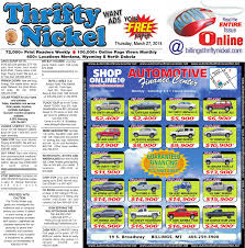 thrifty nickel mar 27 by billings gazette issuu