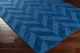 Bright Blue Rug Artistic Weavers Central Park Abbey Awhp4023 Charcoal Area Rug