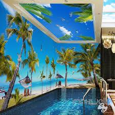 3d fiji island beach palm tree entire living room wallpaper wall 3d fiji island beach palm tree entire living room wallpaper wall mural art decor idcqw