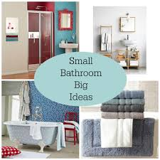 big ideas for small bathrooms small bathroom big ideas the go to loversiq