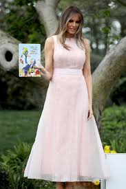 Donald Trump Houses Easter Egg Hunt At White House Flotus Pinterest Malania