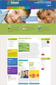 joomla education templates 19 free responsive joomla templates themes free premium