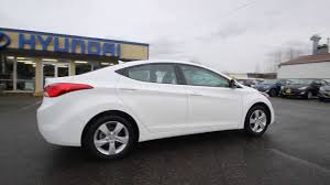 2013 hyundai elantra gls reviews 2013 hyundai elantra gls white dh446596 skagit county mt
