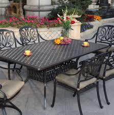 best cast aluminum patio table patio deck amp hearth shop outdoor