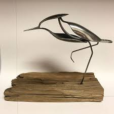 matt wilson turns cutlery into unique metal sculptures