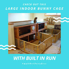Rabbit Hutch Indoor Large Why You Need A Large Indoor Bunny Cage U2013 Small Pet Paradise