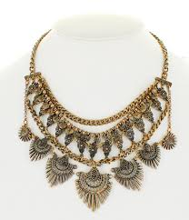 accessories jewelry necklaces statement dillards com