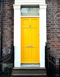 Interior Front Door Color Ideas Best Front Door Paint Color Ideas For Yellow House Brick Uk Front