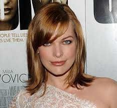 mid length 11 cute midlength haircut ideas glamour
