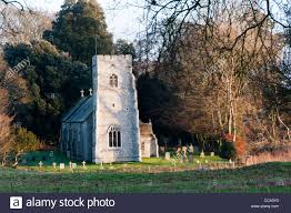 st mary u0027s church in anmer norfolk is sited within the grounds of