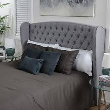 Tufted Headboard King Tufted Headboard King Ebay