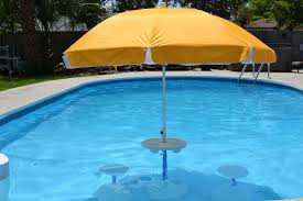 Outdoor Pool Tables by Swimming Pool Deck Umbrellas Products Llc Swimming Pool Table