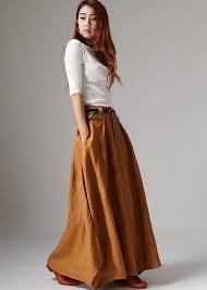 maxi skirt maxi skirts maxi skirt with pockets bohemian skirt skirt boho