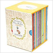 the complete rabbit library box set with 23 volumes beatrix