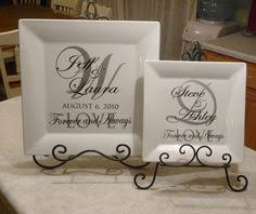 personalized wedding platter these personalized coasters personalizationmall has