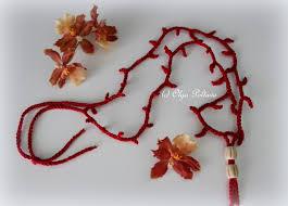 crochet necklace pattern images Lacy crochet crochet necklace tutorial JPG