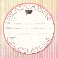 graduation announcements sles templates graduation announcement templates powerpoint plus
