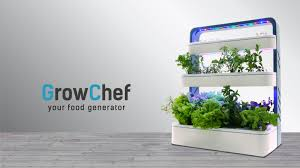 growchef a pod of greens every single day by growchef u2014 kickstarter
