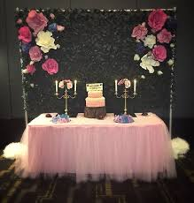 party backdrops 70 best buffet tables and backdrops by stylish soirees images on