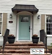 Exterior Door Awnings Images For Front Door Awnings Awning Front Door In
