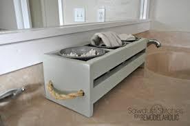 Ikea Hack Bathroom Vanity by Remodelaholic 25 Ways To Use Ikea Bekvam Spice Racks At Home