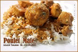 image de recette de cuisine poulet mafé sauce dakatine recettes faciles recettes rapides de