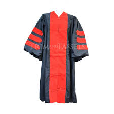 doctorate gown custom doctoral gown phd doctoral regalia doctorate gown