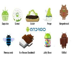 version of android list of android versions and features android versions and