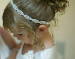 flower girl hair accessories flower girl hair accessories etsy