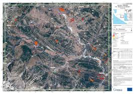 Wildfire Map Manitoba by Copernicus Emergency Management Service Copernicus Ems Mapping