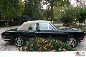 bentley black convertible bentley corniche convertible mason black tan hides rare 1 of 3