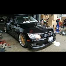 toyota altezza vs lexus is300 lexus is300 megan racing coilovers installed and full lip body kit