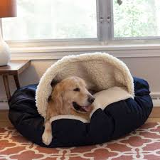 dog nesting bed snoozer cozy cave dog bed 12 colors fabrics 3 sizes