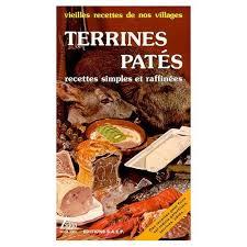 livre cuisine norbert terrines pates 80 recettes simples et raffinées de norbert prevot