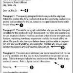what should a cover letter say for a job images gallery the