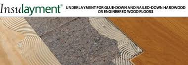 insulayment underlayment glued or nailed wood floors mp global