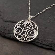 circle necklace silver sterling images 152 best handmade jewelry images handmade jewelry jpg