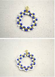 beaded pendant necklace designs images How to make necklace patterns with beads how to make a beaded jpg