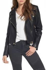 padded leather motorcycle jacket 11 best leather moto jackets for fall 2017 womens faux u0026 leather