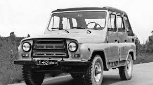 uaz 2016 soviet cars were weird uaz 469