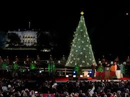 live 2016 national tree lighting ceremony at the