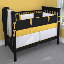 Black And Gold Crib Bedding Sports Team Black Gold And White Nursery Idea Customizable Crib
